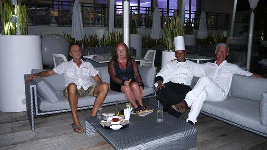 Baystone Boutique Hotel & Spa : accueil de star