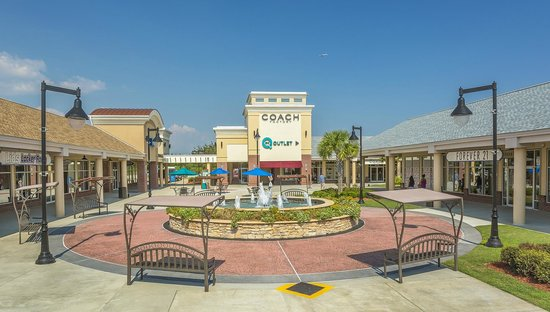 Tanger Outlets Myrtle Beach Hwy 501 Sc Award Winning