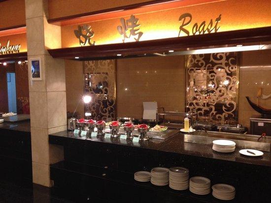 Yucca Hotel: Restaurant in yucca