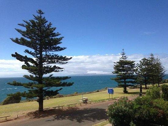 Kangaroo Island Seafront: Ausblick