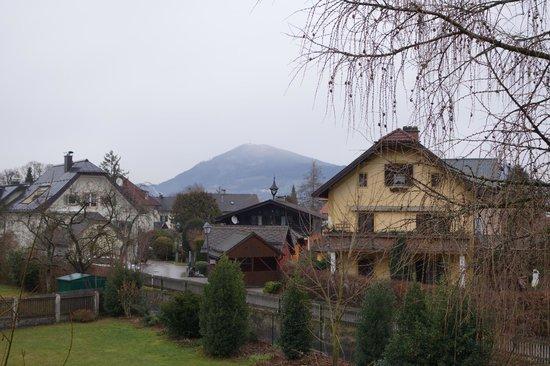 Hotel Sallerhof: Beautiful views