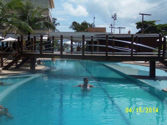 Mareiro Hotel : foto da piscina