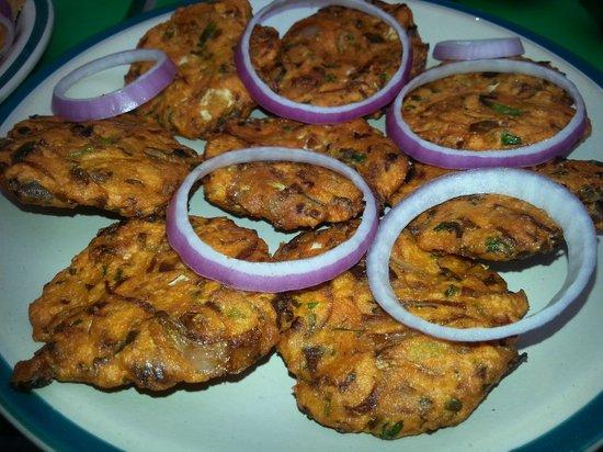 Big Belly Restaurant: Veg Pakoda