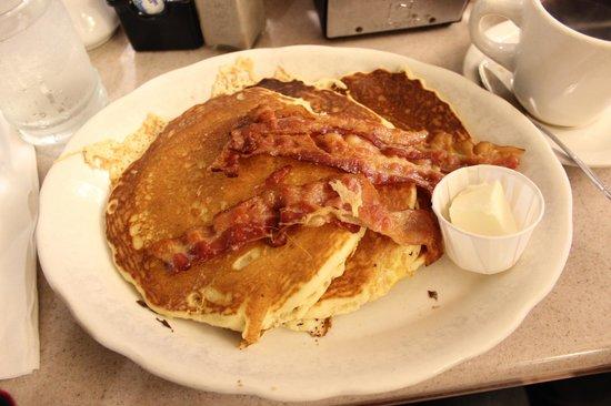 Viand Coffee Shop of 61st St: des pancakes à tomber...
