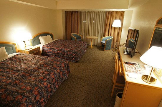 Narita Tobu Hotel Air Port: unser Zimmer