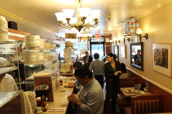 Viand Coffee Shop of 61st St: la salle