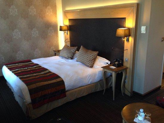Plaza Madeleine & Spa: Chambre prestige