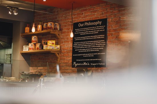 Paparrito's: Our Philosophy
