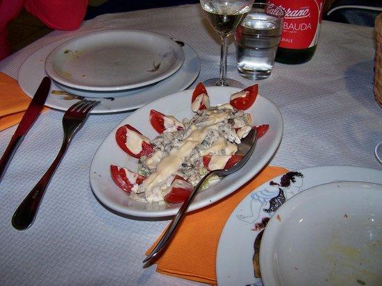 Associazione l'Edera: Insalata di sugarello