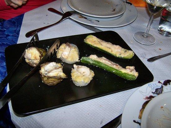 Associazione l'Edera: Verdure ripiene di pesce
