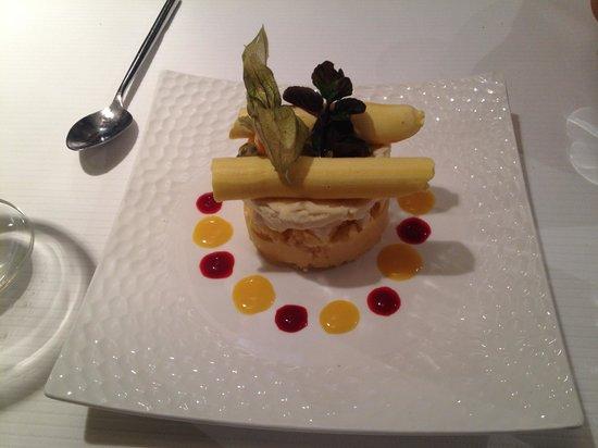 Le Grand Bleu : Dessert