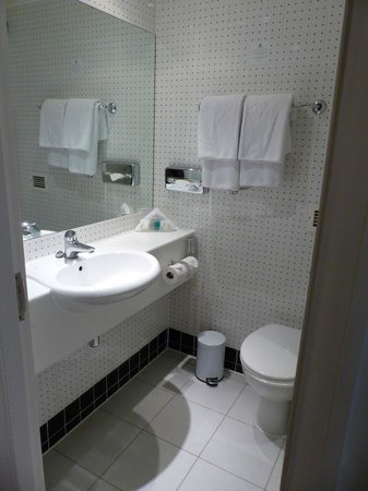 Holiday Inn London Bloomsbury: salle de bains