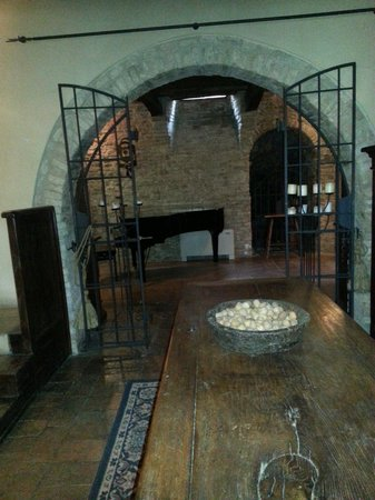 Relais Palazzo Viviani: Ristorante