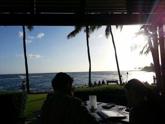 Beach House Restaurant: Sunset at Beach House