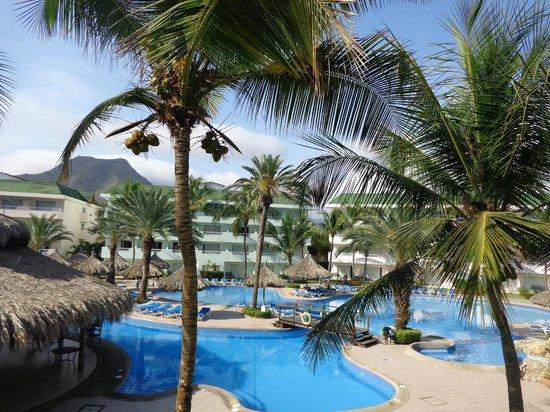 SUNSOL Isla Caribe: Vista