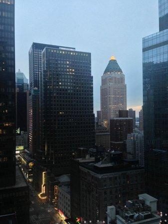Park Central Hotel New York: superbe vue