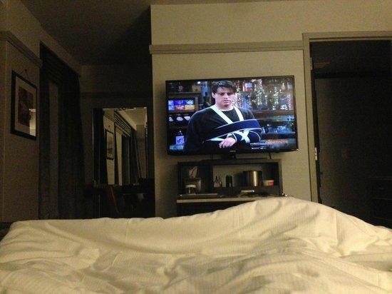 Park Central Hotel New York: en general, la chambre est correcte