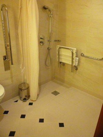 Radisson Blu Centrum Hotel Warszawa: disabled room shower