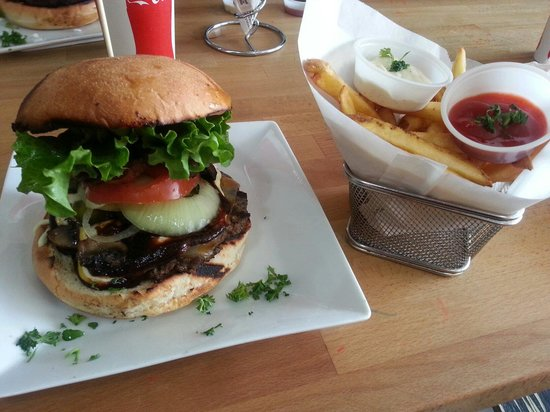 The Burger Joint : What a beauty!