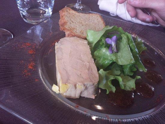 L'Epicéa : foie gras