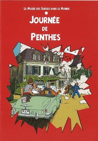 Chateau de Penthes: Affiche de la Journée de Penthes le samedi 3 mai 2014, (c)Exem