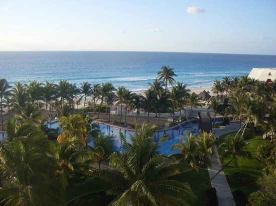 Grand Oasis Cancun : Vista parcial.