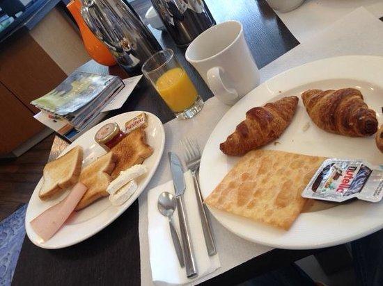 Hotel Oceania Le Métropole : Desayuno buffet