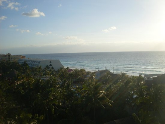 Grand Oasis Cancun : Vista parcial