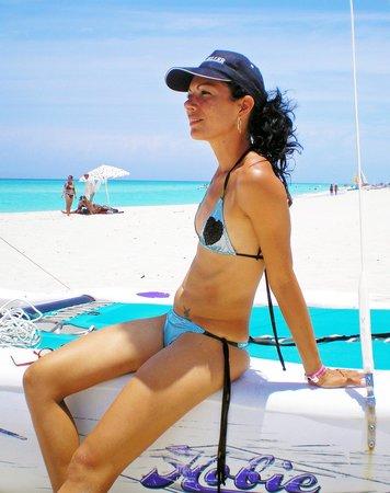Playa Paraiso : per rinferscarsi un bel giro in barca