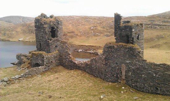 Three Castle Head