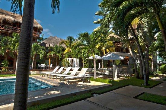 Magic Blue Hotel: Pool