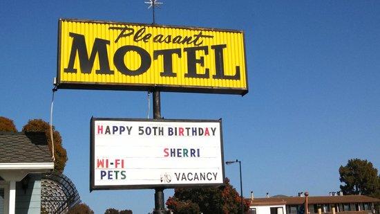 Pleasant Inn : What a great surprise