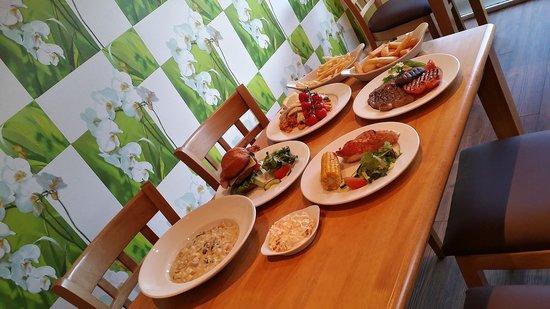 Harrisons Bistro: Opening Weekend Taster Menu Food