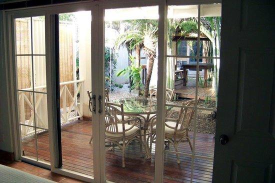 Playa Grande Park Hotel : Terrace