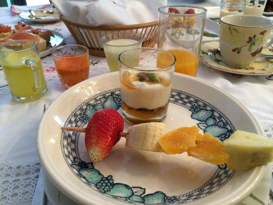 Hotel Boutique Pinar: Desayuno impresionante