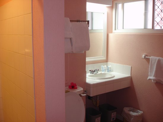 Butterfly Beach Hotel : Bathroom