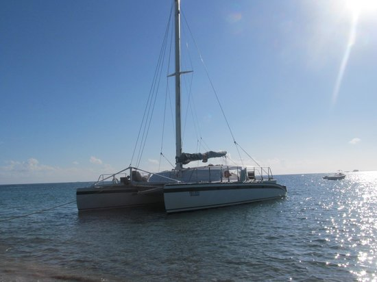 BlueBay Villas Doradas Adults Only: Fabulous Catamaran