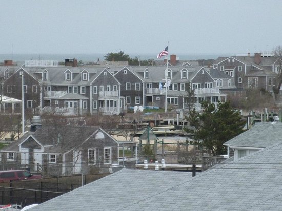 Whaling Museum: View from the roof.