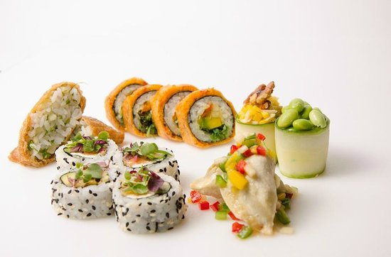 Sushi Taxi Trois-Rivieres : Vegelicious