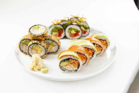 Sushi Taxi : Maki Folie Deluxe/ It's Sunday madness with the Maki Folie