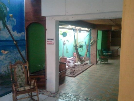 Hotel Kaps Place: Great common areas