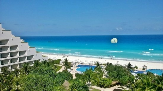 Live Aqua Beach Resort Cancun: Nice view!