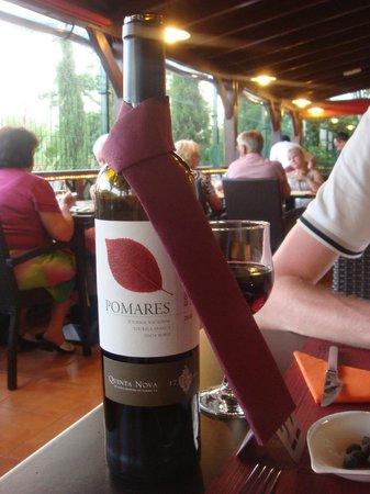 Casa Madeirense Restaurante : Terrasse du restaurant