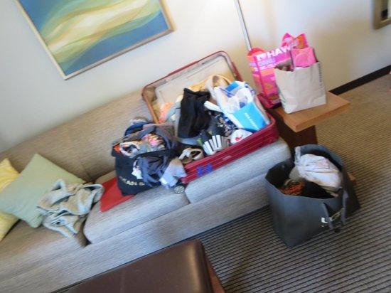 Hyatt Place Waikiki Beach: my room