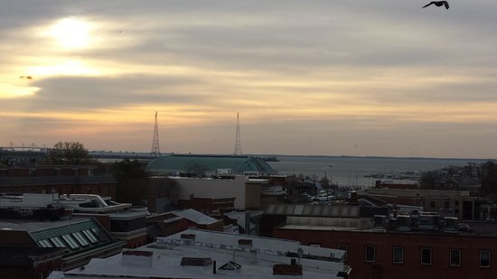 Historic Inns of Annapolis : Harbor View