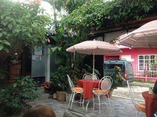 Hotel Casa Gabriela: Dining Area