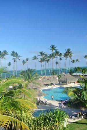 Paradisus Palma Real Golf & Spa Resort: vista maravilhosa pela manhã