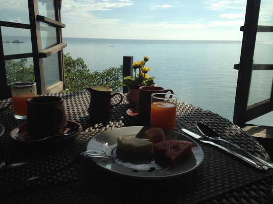 Panviman Resort - Koh Pha Ngan: breakfast