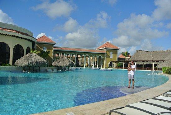 Paradisus Palma Real Golf & Spa Resort: piscina principal