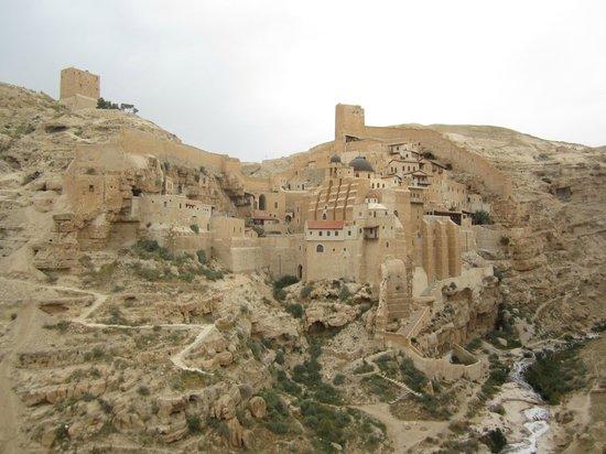 Mar Saba Monastery: Mar Saba